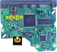 Festplatte teile PCB logic board leiterplatte 100466824 3 5 SATA hdd daten recovery festplatte reparatur