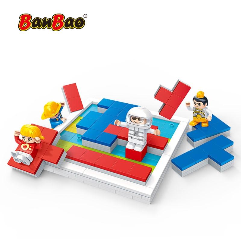 BanBao 7255 legoEND Educational Bricks