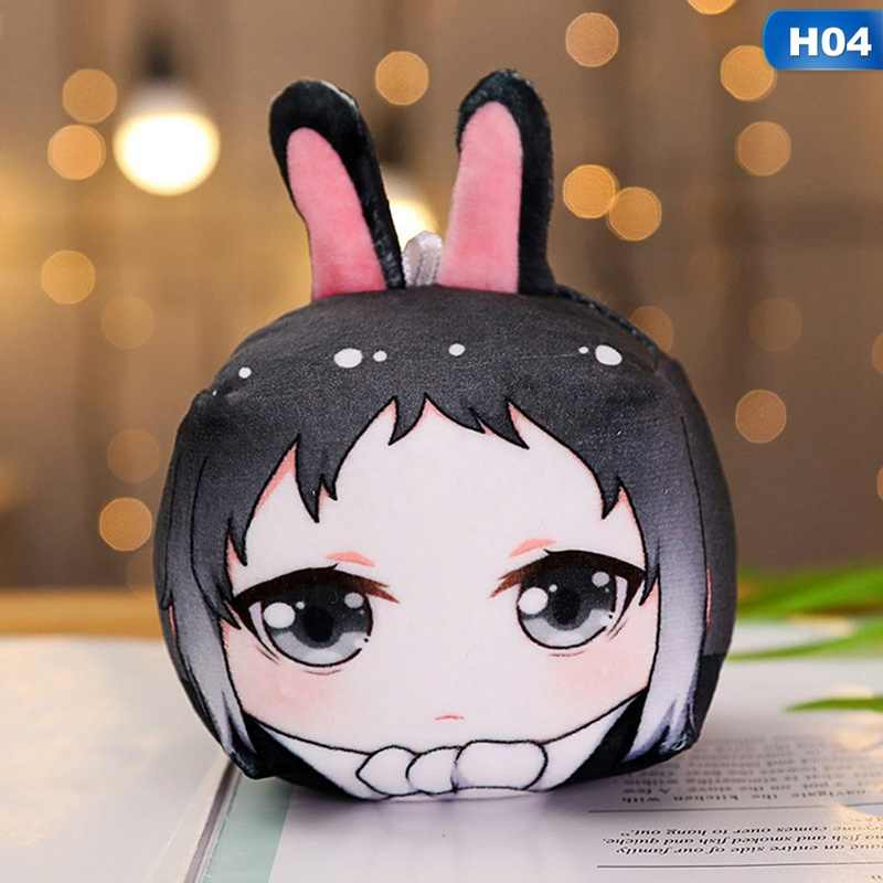 Anime Bungou Đi Lạc Chó Atsushi Acrylic Túi Mặt Dây Móc Khóa Mặt Dây Chuyền Chìa khóa