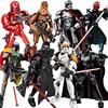 Disney Star War Building Block Figure Dolls Stormtrooper Darth Vader modello Star Plan Wars Action Figure giocattolo in mattoni per bambini