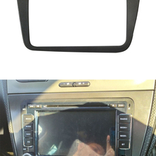 Двойная Din Автомобильная радиоустановка Fascia Для Seat Altea 2004 + Toledo 2004-2009, установочная рамка для стереопанели, приборной панели