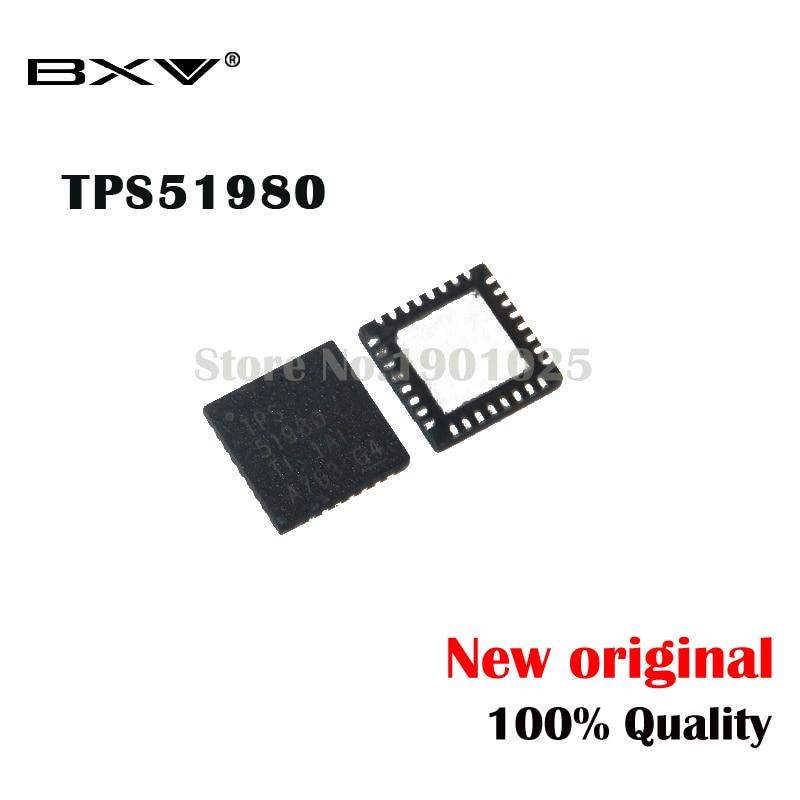 10pcs TPS51980A TPS51120 TPS51980 TPS51622 TPS65148 TPS51220A TPS51222 TPS51611 TPS51601 TPS63020 QFN New Original