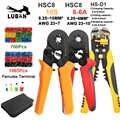 HSC8 6-6 10S MINI-TIPO AUTO-REGOLABILE AGGRAFFATURA PINZA 0.25-10mm 6- 16 millimetri di strumenti multi-mani pinze con imballaggio HS-D1