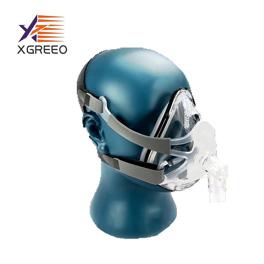 BMC FM1A czapka kominiarka do maszyny CPAP Bipap pochp chrapanie i terapia snu rozmiar SML podłącz wąż do twarzy z nakryciem głowy