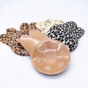 Image 3 - 2020 NEUE Große Größe Liebsten Bh Adhesive Sticky Push Up Bhs Für Frauen Kaninchen Büstenhalter Dessous Unsichtbare Bh Frauen