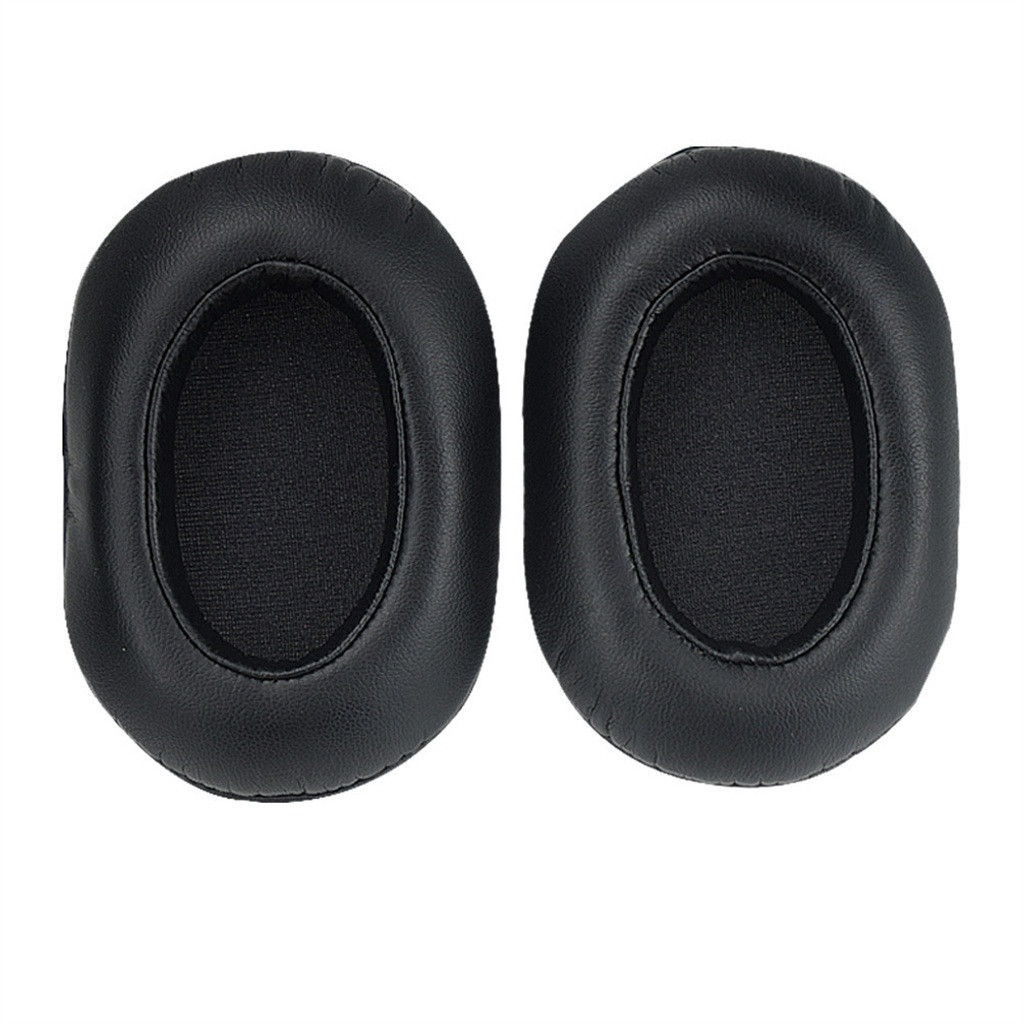 1 Pair/2pcs Silent Comfortable Earpads Replacement For Sony <font><b>MDR</b></font> <font><b>Z1000</b></font> Headphone Earbud Cushion Covers 813#2 image