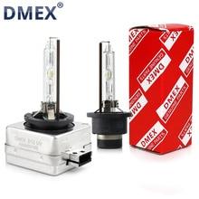 DMEX OEM 2 шт 35 Вт D1S D2S D2R D3S D4S D4R ксеноновые HID лампы Автомобильные фары замена 4300 К 4500 к 5000 К 5500 к 6000 К 8000 К