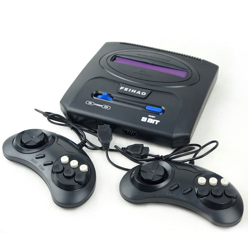 400 in 1 Retro games Classic ostalgic TV Video Game Console 8 bit Game Console Double Gamepads PAL   NTSC system