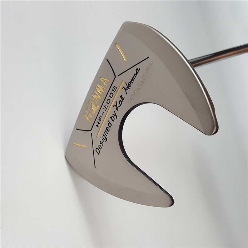 New golf club HONMA BEZEAL 525 full set, golf driver wood putter iron graphite shaft R or S golf club with hood, without bag 6