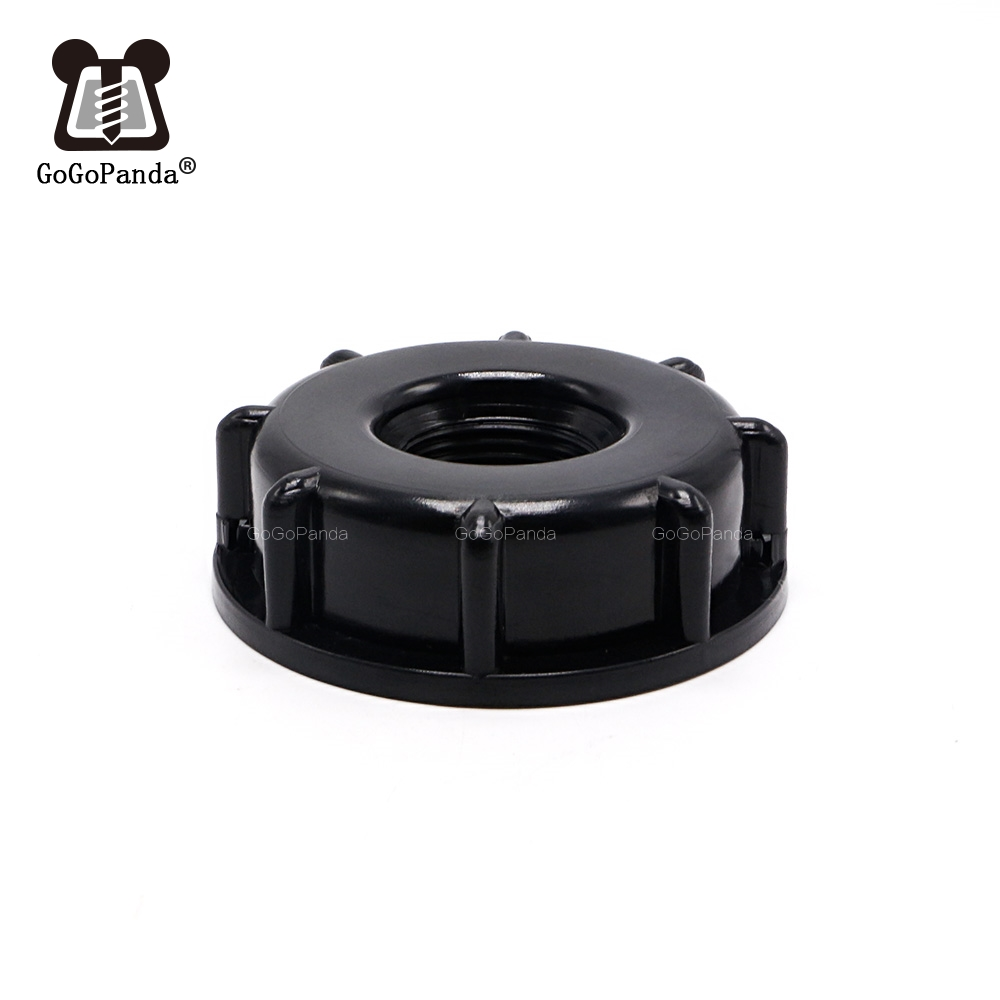IBC Tank 2 Inch Buttress Female Adaptor Camlock Tap Cap With Hole