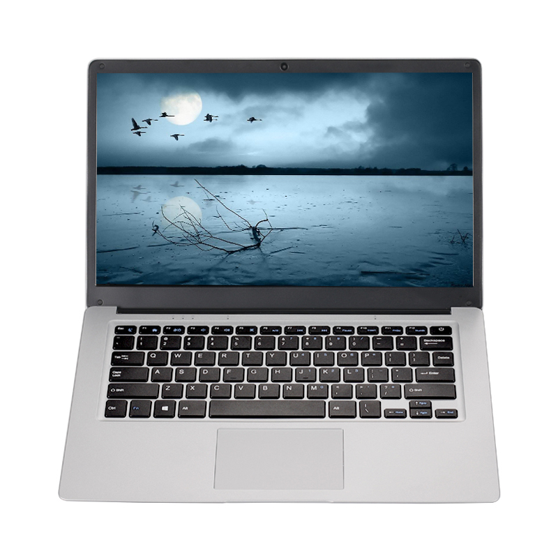 2020 NEW CARBAYTA  14 Inch Student Laptop 4GB RAM 64GB Notebook N3050 Quad Core Ultrabook With Webcam Bluetooth WiFi