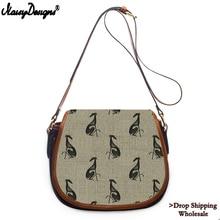 Noisydesigns Popular Hand Bags for Women Greyhound dog Print