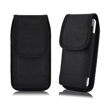 Oxford Outdoor Sport Belt Clip Waist Bag Mobile Phone Case f