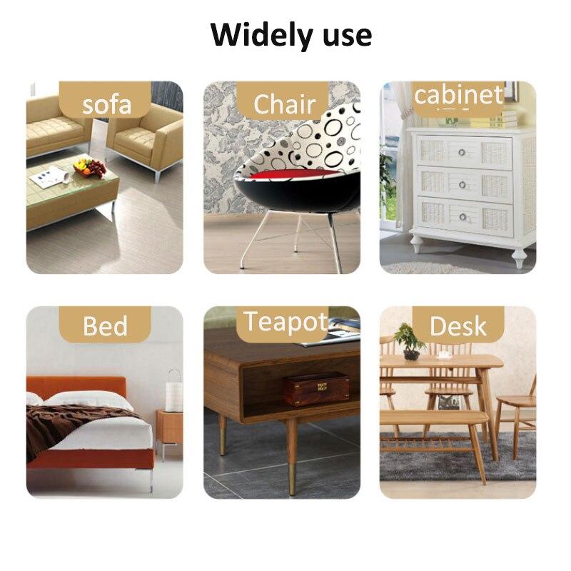 Купить 4 шт/лот нескользящий силиконовый коврик для ног стула универсальный