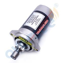 3C8-76010-1 Starter Motor Voor Suzuki Tohatsu Mercury Outbord Motor 18319 853805T03 31100-94400 31100-96311 3C8-76010