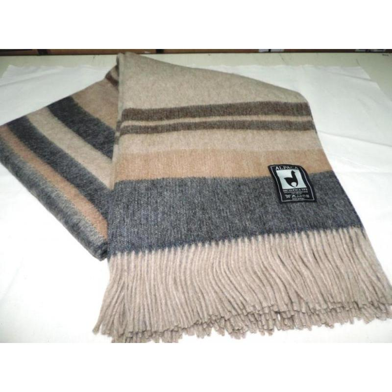 Plaid INCALPACA (55 wool alpaca, 45 wool Merino) PP-56 цена