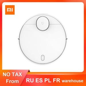 Oryginalny Xiaomi Mijia STYJ02YM Robot próżniowy-mop 2-in-1 odkurzacz 2 Mi Aspirateur 2100pa Wifi inteligentny planowane czyste Mi Home