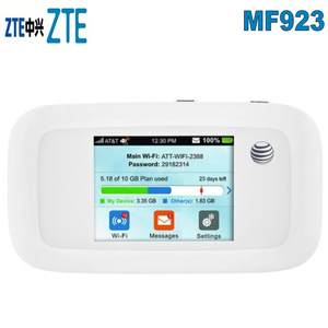 Lot of 1000pcs 150Mbps ZTE MF923 Pocket 4G Modem WiFi Router Mobile Sim Card