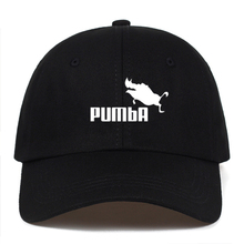 Men and women homme Pumba Baseball caps Casual letter embroi