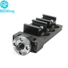สำหรับDJI OSMO Mobile Gimbal Handheld Tripodอุปกรณ์เสริมStraight Arm CNC Universal Mountรุ่นPROสำหรับOSMO2 Smooth 4