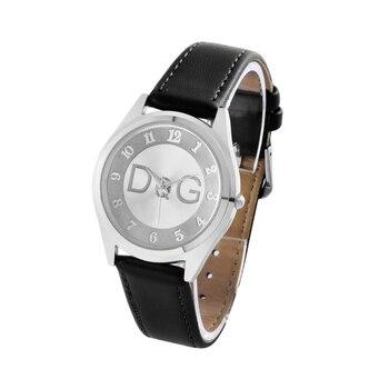 Zegarek Damski New Fashion Women Watches Luxury Brand DQG Quartz Watch Reloj Mujer Ladies Leather Strap Dress Wristwatces