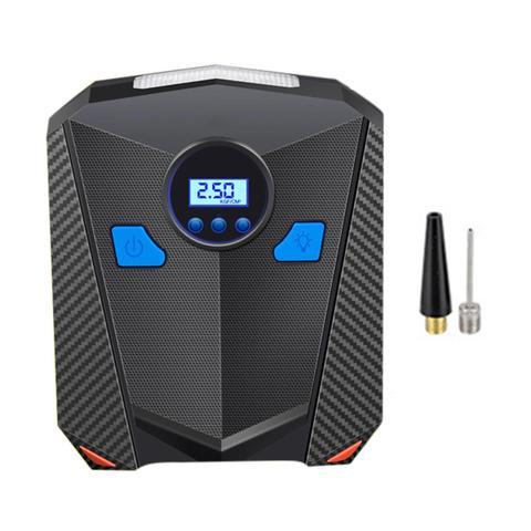12v portatil compressor de ar digital carro pneu inflator bomba de ar para bicicletas do