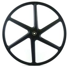 29er MTB карбоновая колесная бескамерная 700C дисковый тормоз 6 спиц колеса Novatec D881/D882 концентратор 29 ''горный велосипед передние или задние колеса