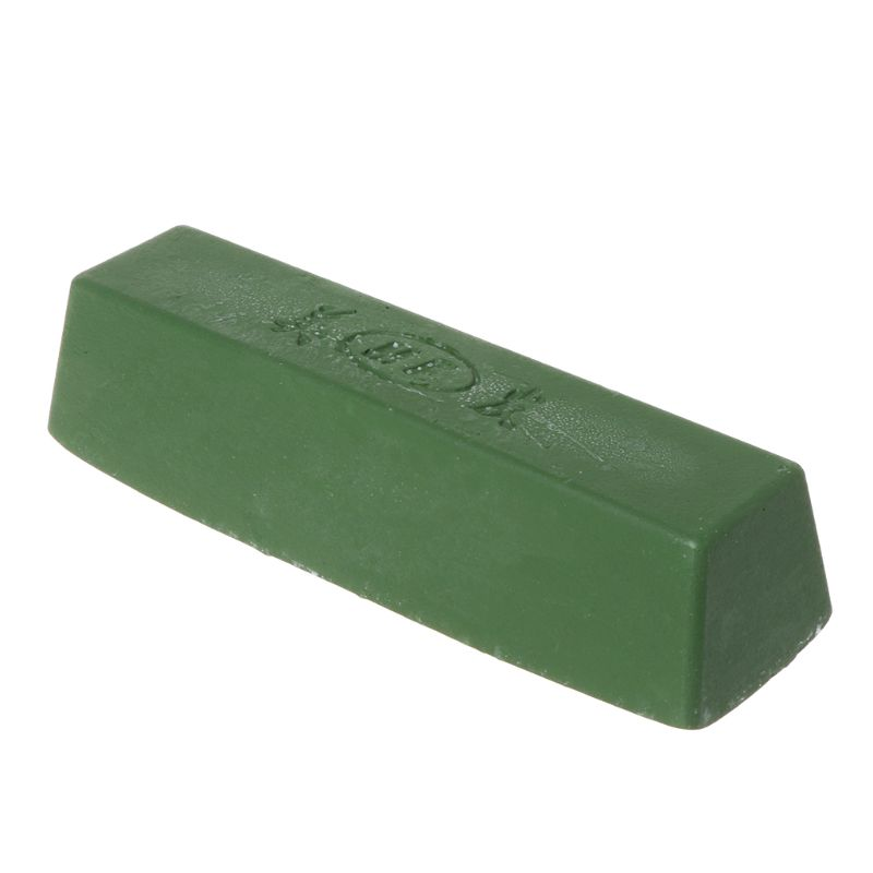 Green Abrasive Paste Sharpening Sharpener Polishing Wax Grinding Compound Bar For Stainless Steel Copper Aluminum Products