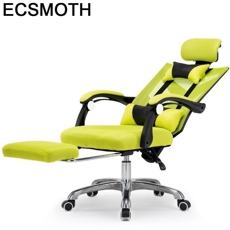 Taburete Stoel Oficina Y Ordenador Gamer Lol Chaise De Bureau Ordinateur Ergonomic Cadeira Poltrona Silla Gaming Computer Chair