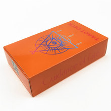 Лист Макет Начинающих Таро Карты Настольные Игры Игральные Карты
