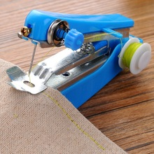 Sewing-Machines Tools-Accessories Hand-Held-Clothes Needlework Mini Portable Cordless