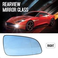 Espelho de vidro do carro espelho retrovisor vidro 6428786 13141985 esquerda direita fora substituição para opel astra h 2004-2008