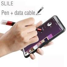 Slile Малогабаритный подарок стилус мобильный телефон кронштейн
