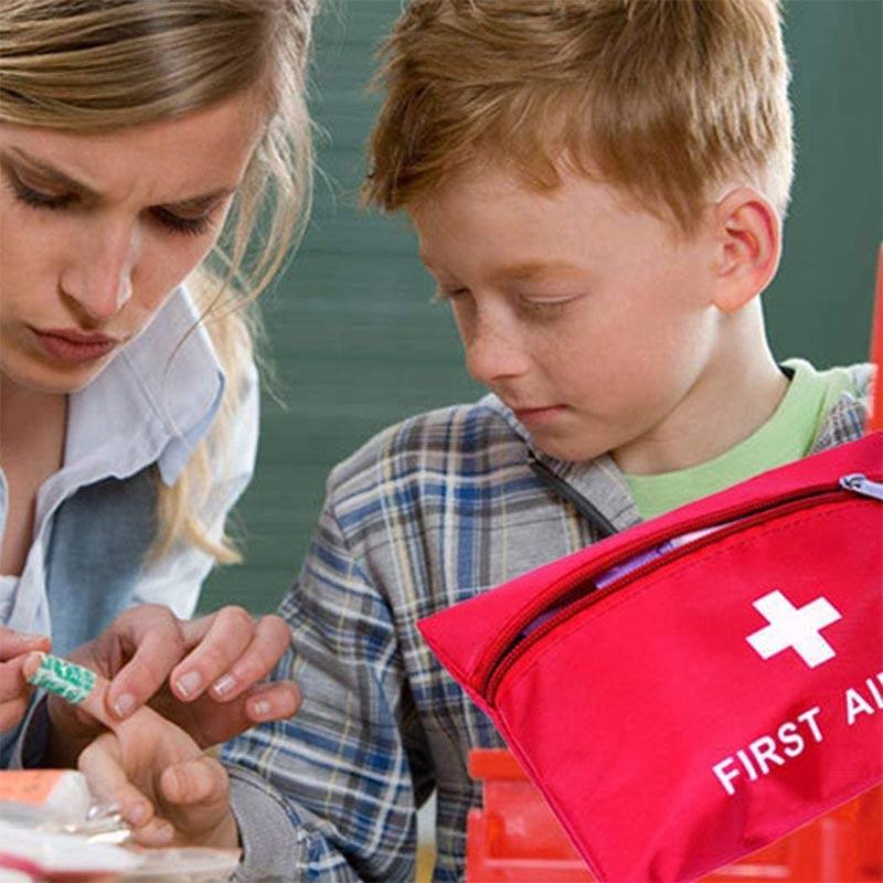 Купить с кэшбэком Portable travel first-aid kit medical kit 13-piece set, suitable for home outdoor emergency