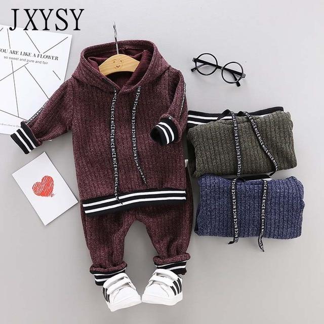 Pantaloni 2020 1 nuova serie di Moda Bambini Neve Orso spessa sweatershirt Felpa Con Cappuccio Giacca