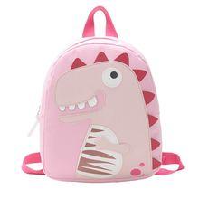 Мультфильм динозавр рюкзак школа рюкзак плечо книжная сумка дети путешествия рюкзак для детей девочек