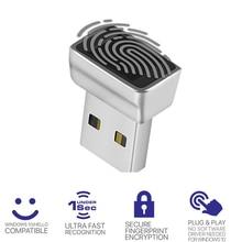 USB Fingerprint Reader Module for Windows 10 Hello| Biometric Scanner padlock for Laptops & PC