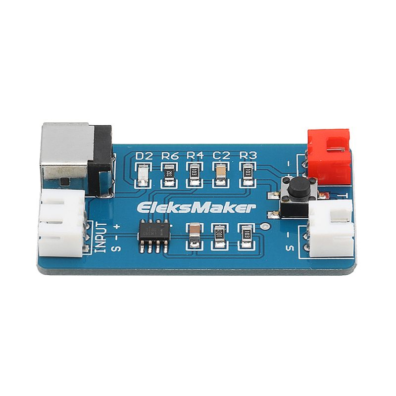1Pcs DC 12V PWM To TTL Transition Module For EleksMaker Laser Engraving Machine Series Controller Board SE IV Accessories