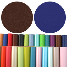 Leathercrafts Fabric-Sheet Artificial-Synthetic-Leather Faux Bag Hair-Bow Wallet Decoration