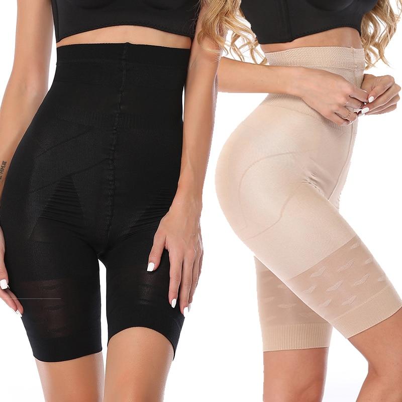 Waist Trainer Butt Lifter Pants Women Slimming Body Shaper Seamless Panties Pulling Underwear Tummy Control Panty Briefs Corset