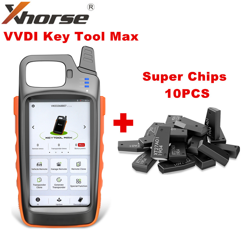 Xhorse VVDI Key Tool Max Key Programmer with Xhorse VVDI MINI OBD Tool for Xhorse VVDI Key Tool Max for Choice