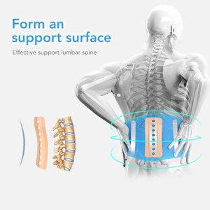 Image 3 - MARESE תמיכה המותני חגורת פריצת דיסק אורתופדים רפואי מתח כאב הקלה מחוך לגב עמוד השדרה שחרור לחץ סד