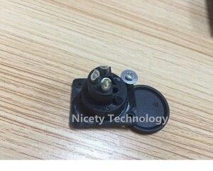 Image 2 - XLR żeńskie jack/złącze 10 sztuk do elektronicznego akumulatora może spawać e bike akumulator DIY E  akumulator rowerowy części zamiennych/odporne na kurz