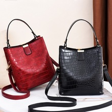 Fashion Crocodile Crossbody Bag For Women Shoulder Bag Desig