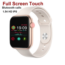 iwo 11 pro Series 5 1.54 IPS Smart Watch Bluetooth Call Heart Rate Smartwatch Me