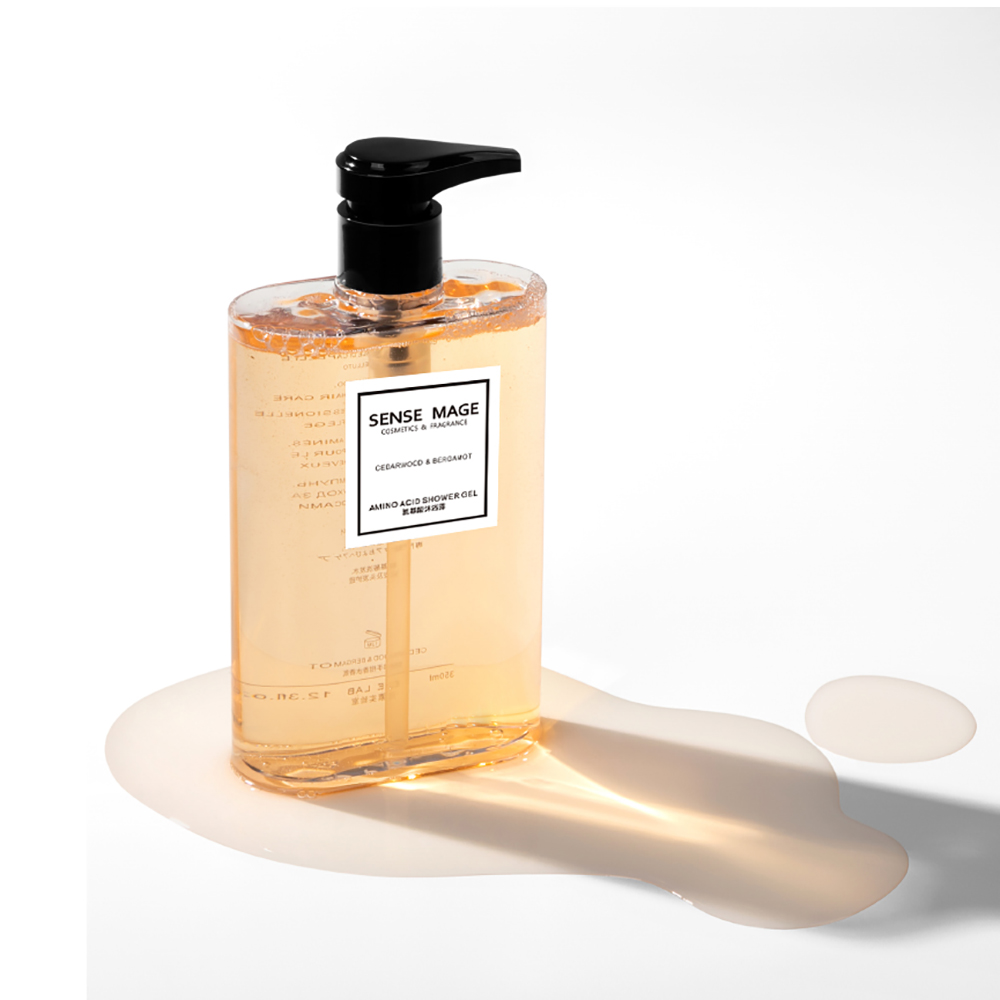 Shower-gel Moisturizing Body Wash Nature Plant Ingredient Gentle Body Care Shower Gel 350ml