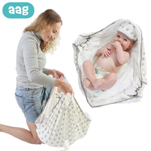 Get more info on the AAG Baby Sleeping Bag In the Hospital Diaper Cocoon for Newborns Envelope for Discharge Stroller Baby Sleepsack Swaddle Wrap
