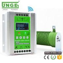 JNGE Factory Price 48V MPPT Wind and Solar Hybrid Controller 1000W+1000W