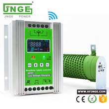 Promotion New Design 300W-1500W 12V/24V/48V Auto MPPT Wind and Solar Hybrid Controller with WIFI PC GPRS