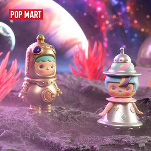 Image 3 - POP MART Pucky Space babies Toys figure Action Figure Birthday Gift Kid Toy free shipping